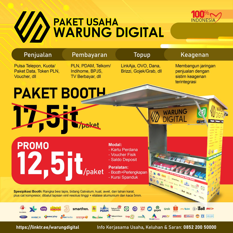 2. Paket Booth
