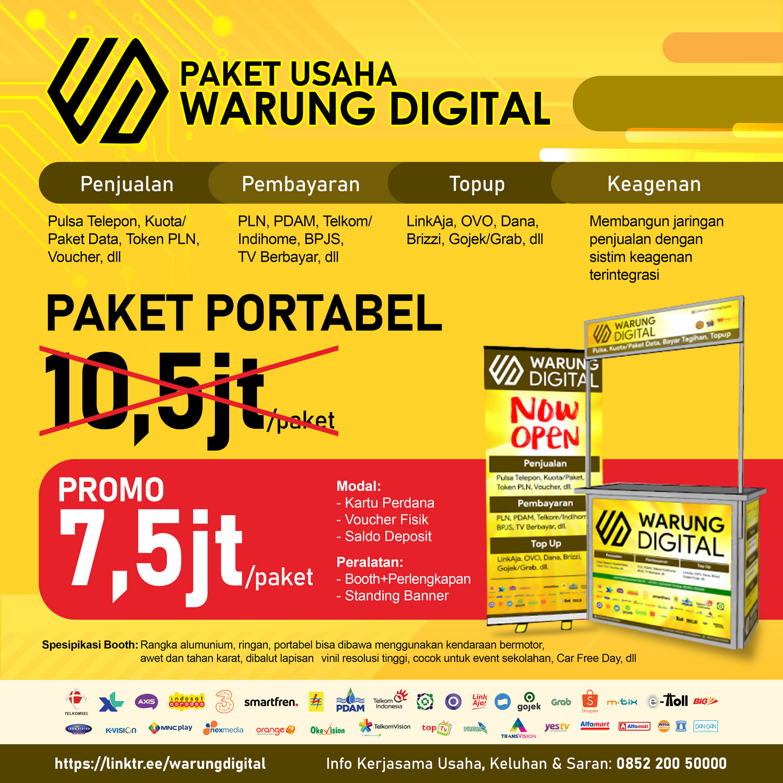 3. Paket Portable